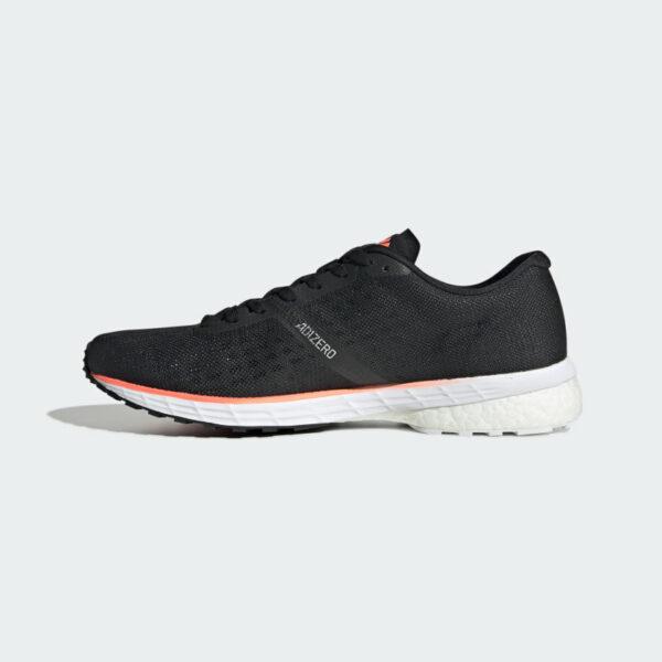 Adidas Adizero Adios 5 Core Black/Cloud White/Signal Coral EE4292 Mens