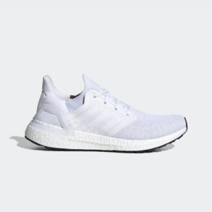 Adidas Ultraboost 20 Cloud White/Cloud White/Core Black EF1042 Mens