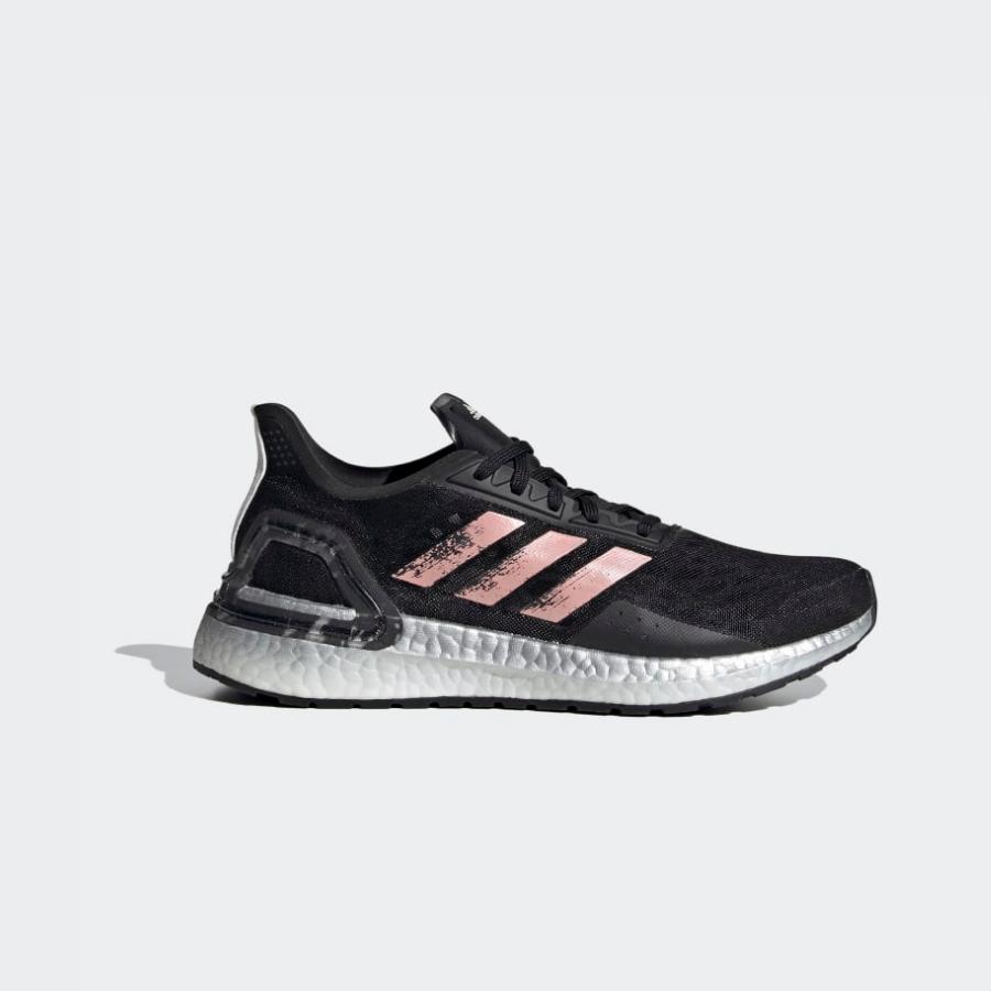 Adidas Ultraboost PB Core Black/Glory Pink/Cloud White EF0182 Womens
