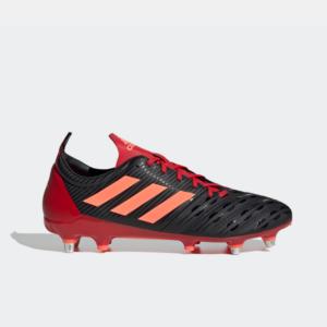 Adidas Malice (SG) Core Black / Signal Coral / Scarlet EH0143