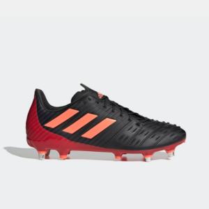 Adidas Predator Malice Control (SG) Core Black/Signal Coral/Scarlet EH0141