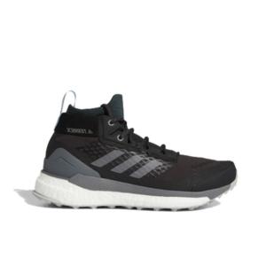 Adidas Terrex Free Hiker Core Black/Solid Grey/Real Gold EF2344 Womens
