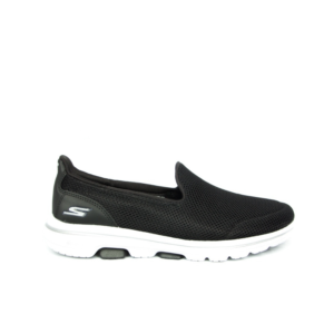 Skechers Go Walk 5 Black/White Womens