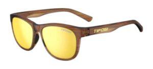 Tifosi Swank Woodgrain Sunglasses