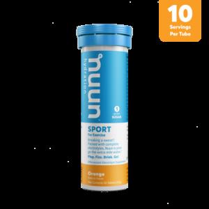 Nuun Hydration Tablets - Orange