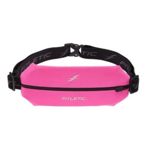 Fitletic Mini Sport Belt - Neon Pink