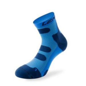 Lenz Compression 4.0 Low Marine/Blue Socks