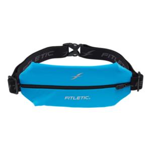 Fitletic Mini Sport Belt - Neon Blue