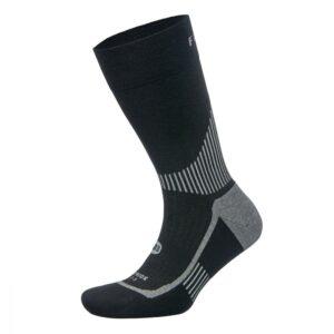 Falke Crew Stride Black Sock