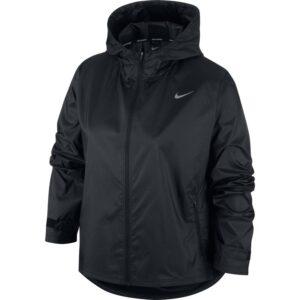 Nike Essential Running Jacket Black Womens