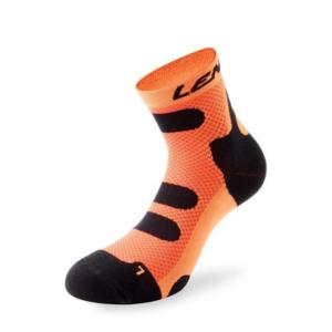 Lenz Compression Socks 4.0 Low Orange