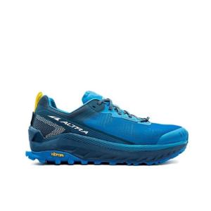 Altra Olympus 4 Blue/Yellow Mens