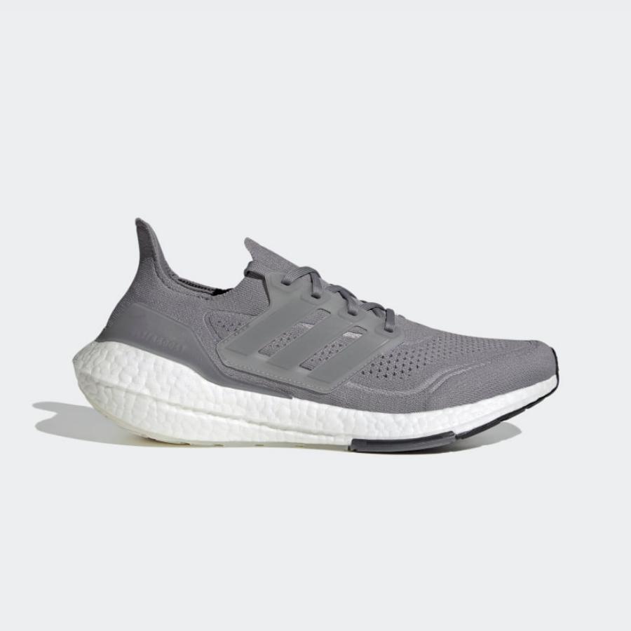 Adidas Ultraboost 21 Grey Three FY0381 Mens