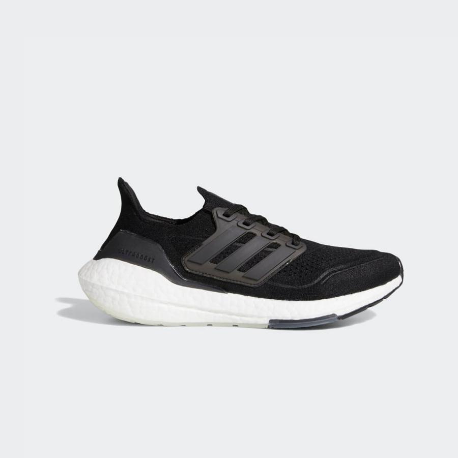 Adidas Ultraboost 21 Core Black/Core Black/Grey Four FY0402 Womens