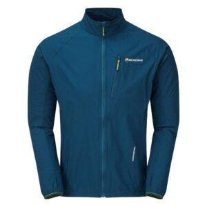 Montane Featherlight Trail Jacket Narwhal Blue Mens Waterproof