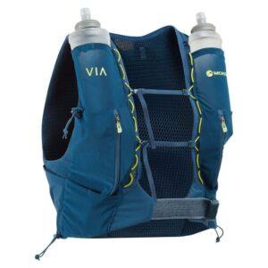 Montane Gecko VP 12 + Running Vest Narwhal Blue