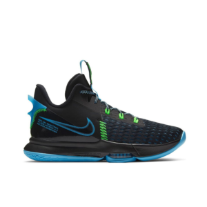 Nike Lebron Witness V Black/Lagoon Pulse Mens