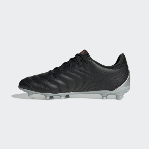 Adidas Copa 19.3 FG J Core Black/Hi-Res Red/Silver Metallic F35465 Kids