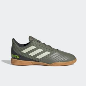 Adidas Predator 19.4 In Sala J Legacy Green/Sand/Solar Yellow EF8224 Kids