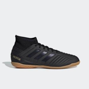 Adidas Predator 19.3 In Core Black/Core Black/Metallic Gold G25805 Kids