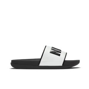 Nike Offcourt Slides White/Black Womens