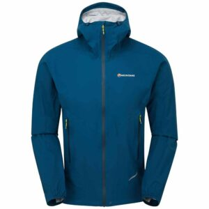 Montane Minimus Stretch Ultra Jacket Narwhal Blue Mens