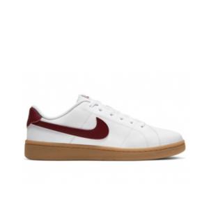 Nike Court Royale 2 White/Team Red Mens