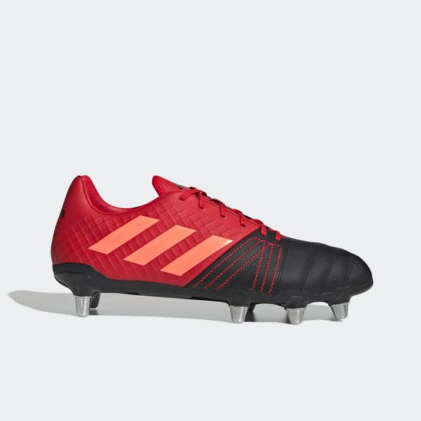 Adidas Kakari Elite (SG) Core Black/Signal Coral/Scarlet EF3398 Mens
