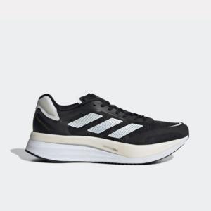 Adidas Adizero Boston 10 Black/White Mens