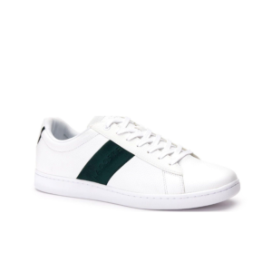 Lacoste Carnaby Evo 319 White/Green Mens