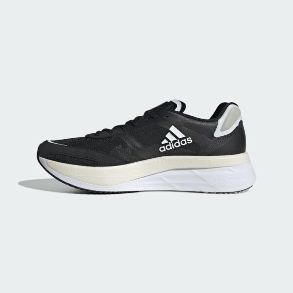 Adidas Adizero Boston 10 Black/White Womens