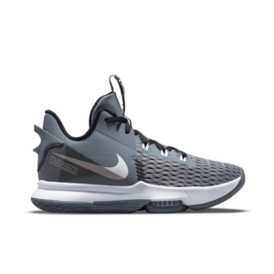 Nike Lebron Witness V Cool Grey/White Mens